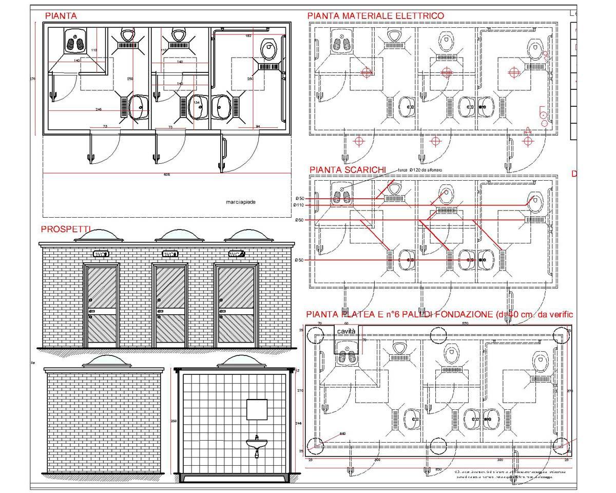 Progetti Bagni ~ Idées de Design D\'intérieur