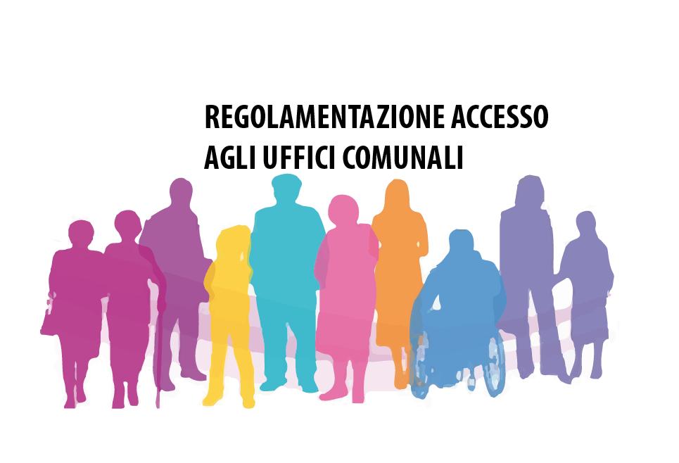 REGOLAMENTAZIONE ACCESSO AGLI UFFICI