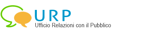 URP – Ufficio Relazioni con il Pubblico
