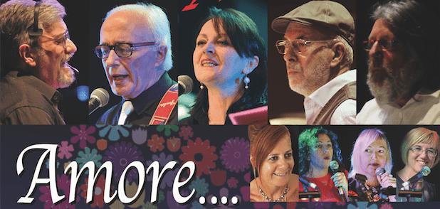LE ANIME NERE CANTANO L'AMORE 9 – 10 Agosto