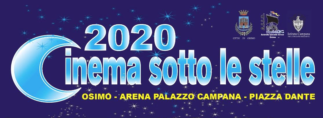 CINEMA SOTTO LE STELLE 2020