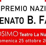 MASSIMO GHINI AL PREMIO NAZIONALE FABRIZI 25 ottobre 2020