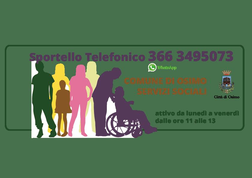 SPORTELLO TELEFONICO