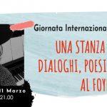Giornata Internazionale della Donna – 11 Marzo alle 21 in Live Streaming su FB Comune