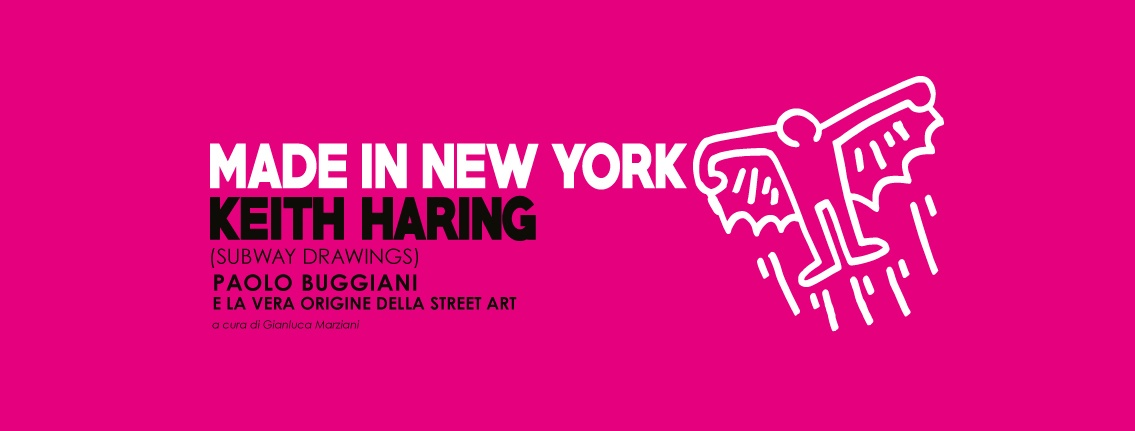 You are currently viewing KEITH HARING – MADE IN NEW YORK
