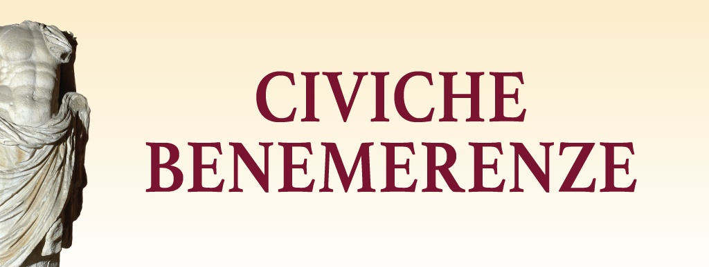 You are currently viewing CIVICHE BENEMERENZE – CERIMONIA SOLENNE 17 settembre