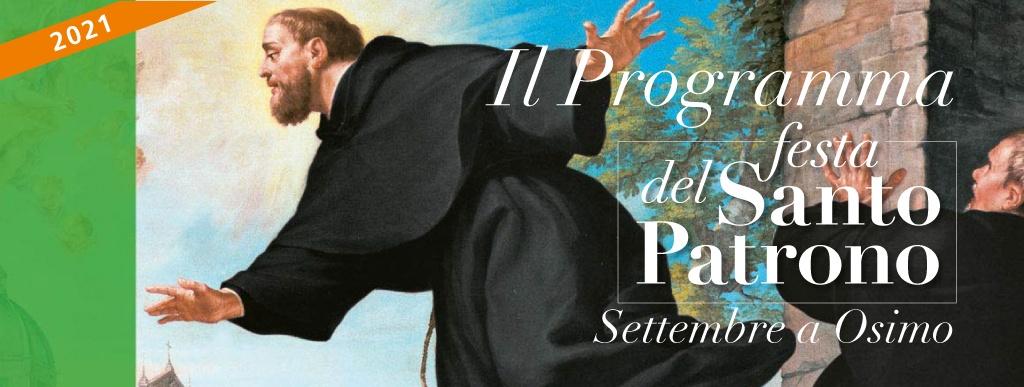 You are currently viewing IL PROGRAMMA DELLE FESTE DEL PATRONO (settembre 2021)