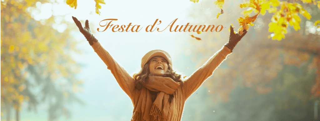You are currently viewing Festa d'Autunno – 30 | 31 ottobre – 1 novembre